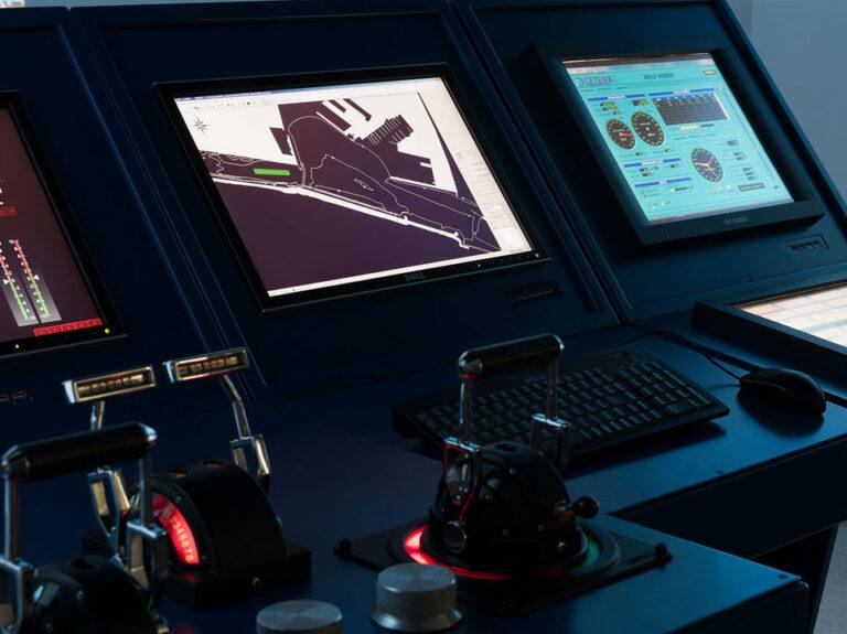 Darsena Europa: simulazioni completate con successo